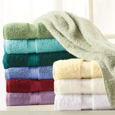 How to keep towels soft and fluffy!