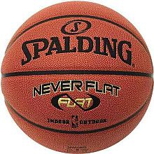 Spalding Neverflat 29.5-inch Composite Indoor/Outdoor Basketball #SportsAuthority