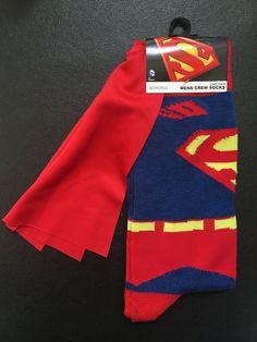 HT Mens Costume Fancy Dress Super Hero Superman Super Man sz Standard