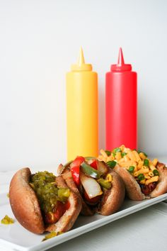 3 hot dog recipes for the 4th of July // saltycanary.com