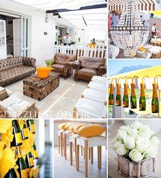 Veuve Clicquot Masters at Val de Vie Estate Veuve Clicquot, Glamour, Candles, Wine, Table Decorations, Lifestyle, Furniture, Home Decor