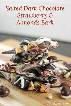 Salted Dark Chocolat