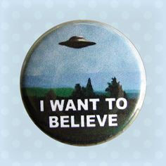 I want to believe pinback