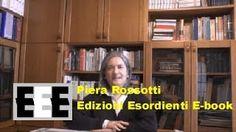 Piera Rossotti - YouTube Ambientazione e paesaggio interiore Video di scrittura creativa di Piera Rossotti