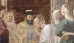 Basilica of St Francis - Piero Della Francesca's frescoes - Arezzo