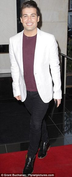 David Gest Party 5. 11/5/12. Thanks Daily Mail Online.