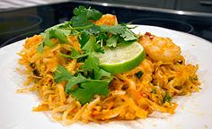 The Dish | Pad Thai just add shrimp, chicken, or Tofu! thedishon6.com