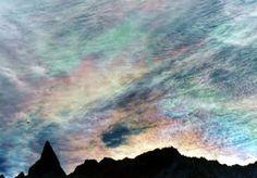 ¿Viendo nubes de colores? No te preocupes, no estas drogado