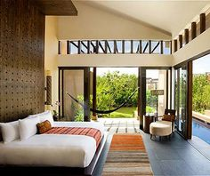 This Mexican offshoot of the much-loved Asian brand, BANYAN TREE MAYAKOBA, Riviera Maya, Mexico, is a perennial favorite of both families and couples due to the privacy of its 107 stand-alone villas.