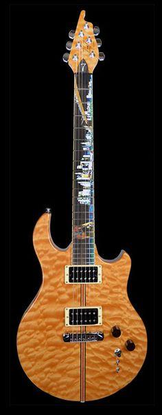 VIRGIL Guitars The Bridge