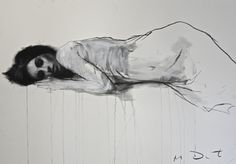 The White Room Gallery, Mark Demsteader Human Figure Sketches, Human Figure Drawing, Figure Sketching, Nature Drawing, Life Drawing, Mark Demsteader, A Level Art, Figure Painting, Beautiful Paintings