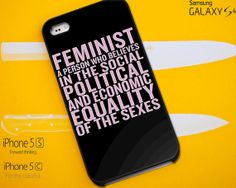 Beyoncé Feminism  iPhone 4 4S iPhone 5 5S 5C and by BestGuyModar, $14.99