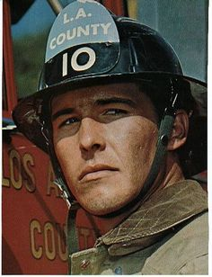 First crush, Randolph Mantooth from Emergency!