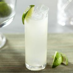 Ten Rickey - Gin Cocktail