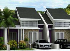 contoh desain rumah minimalis type 70