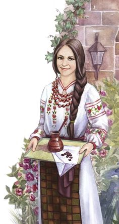 Caricature Drawing, Ukrainian Art, Moldova, Autumn Art, Mural Painting, Vintage Pictures, Bulgaria, Homeland, Traditional Outfits