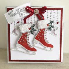 Read information on DIY Christmas Projects #christmascraftsdiy #christmascraftideas