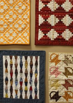 Doll Quilt Show - Part Two