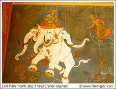 Erawan, the Thai elephant god. Possible tattoo. Island Info Samui. Tours of Koh Samui and tours to Koh Phangan, Koh Tao, Ang Thong National Marine Park and Koh Nang Yuan. Island Info - The Full Moon Party Experts. http://islandinfokohsamui.com/