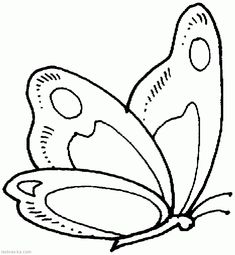 Cute Butterfly Coloring Pages from Printable Butterfly Coloring Pages. Butterfly is one of the most admired animals for its beauty. Various motifs of the wings make the butterfly highly admired. Some people even collect i. Butterfly Coloring Page, Flower Coloring Pages, Mandala Coloring Pages, Animal Coloring Pages, Free Coloring Pages, Printable Coloring Pages, Coloring Books, Butterfly Mandala, Butterfly Drawing