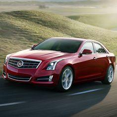 2013 Cadillac ATS Test Drive
