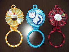 Fátima Moya Crochê: Porta pano de prato em CD variados Diy Crafts With Cds, Cd Diy, Cd Crafts, Crochet Diagram, Crochet Patterns, Art Projects, Projects To Try, Old Cds, Fiber Art