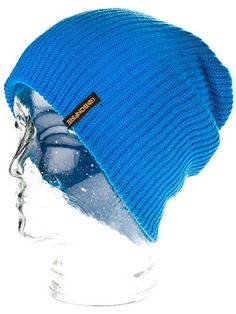 Bonfire Overton Beanie One Size Blue Streak *** Check out this great product.(This is an Amazon affiliate link and I receive a commission for the sales)