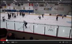 Learn a great puck protection drill from the Detriot Red Wings. See what the best in the NHL are doing to develop their players. Hockey Workouts, Hockey Drills, Hockey Players, Hockey Coach, Hockey Mom, Ice Hockey, Hockey Training, Pittsburgh Penguins Hockey, New York Rangers