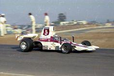 Mario Andretti Vel's Parnelli F5000 Lola T332 @ Riverside 1975