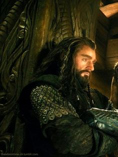 Richard Armitage as Thorin Oakenshield in The Hobbit