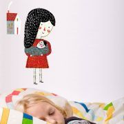 More beautiful wall stickers from www.chipsum.com
