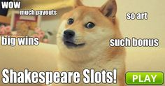 Play Shakespeare Slots!  It helps calm the mind!!!!