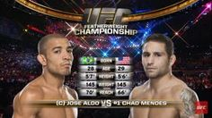 UFC 212 free fight video: Watch Jose Aldo and Chad Mendes go to war at UFC 179