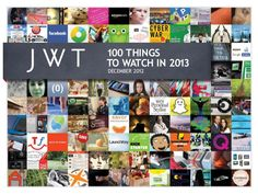 Trends to Watch for in 2013