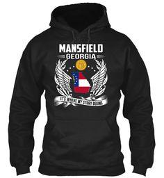 Mansfield, Georgia - My Story Begins