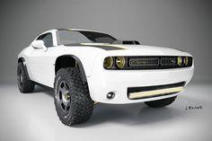 2015 Dodge Challenger A/T