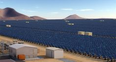Proyectos de energía solar en Chile