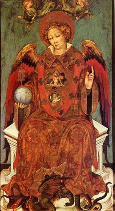 Michele Giambono: San Michele Arcangelo 1440-45. I Tatti.