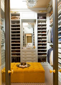 closet with plenty of room for shoes