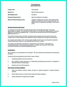 machinist resume samples format download cad operator machine shop ...