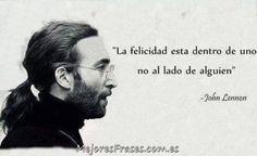 La Felicidad por John Lennon