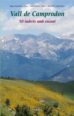 Portada de Vall de Camprodon. 50 indrets amb encant de Vila Vall-llovera, Anna / Guitart Arau, Roser / Arquimbau Cano, Roger