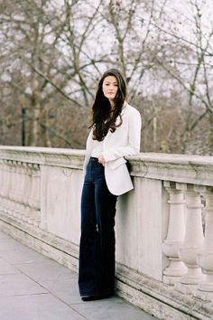 Vanessa Jackman: London Fashion Week AW 2012...