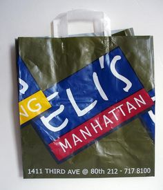 #carrierbags part of my NYC 1980-2000 collection  via @JakeTilson