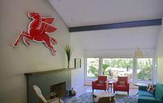Annie Wise Interior Design  | swanky split-level