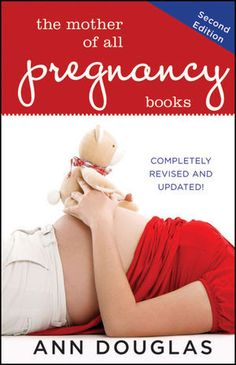 The 2nd ed of my book The Mother of All Pregnancy Books by Ann Douglas was published on July 3rd and I'm giving away five copies via @GoodReads (Simply click through to my website to enter to win.) Giveaway ends July 17.