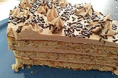 Leipziger Torte