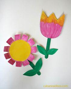 Avec le printemps, les fleurs ressurgissent dans les parcs pour notre plus grand plaisir! C'est aussi l'occasion de faire quelques activités manuelles autour des fleurs et on a choisi cette fois-ciLire la suite...