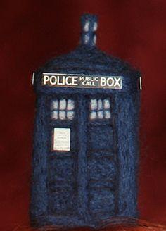 Just TARDIS BabaMartaRu, $50.00