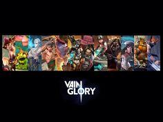Wow, ternyata game mobile Vainglory juga akan menjadi salah satu cabang di program eSports SMA 1 PSKD!